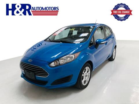 2014 Ford Fiesta for sale at H&R Auto Motors in San Antonio TX