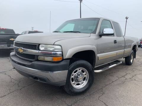 2001 Chevrolet Silverado 2500HD for sale at Superior Auto Mall of Chenoa in Chenoa IL