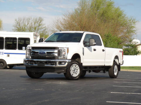 2019 Ford F-250 Super Duty for sale at Jack Schmitt Chevrolet Wood River in Wood River IL