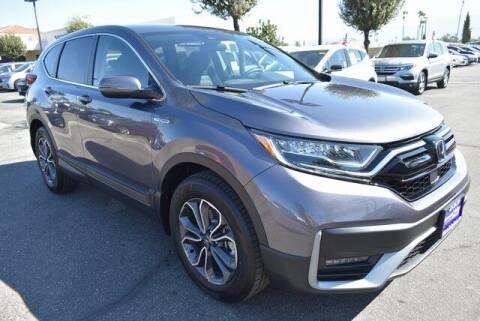 2020 Honda CR-V Hybrid for sale at DIAMOND VALLEY HONDA in Hemet CA