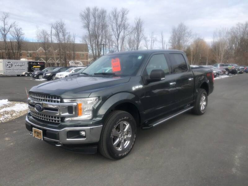 2018 Ford F-150 for sale at GT Toyz Motorsports & Marine - GT Toyz Powersports in Clifton Park NY