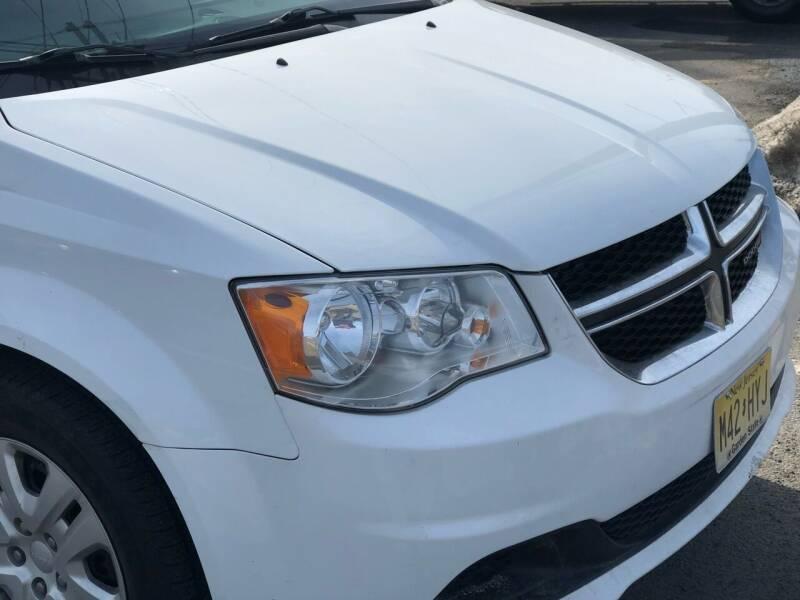 2016 Dodge Grand Caravan for sale at JMV Inc. in Bergenfield NJ