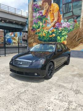 2007 Infiniti M35 for sale at Key and V Auto Sales in Philadelphia PA
