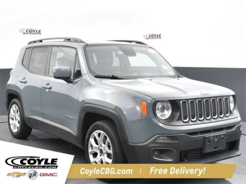 2017 Jeep Renegade for sale at COYLE GM - COYLE NISSAN - New Inventory in Clarksville IN