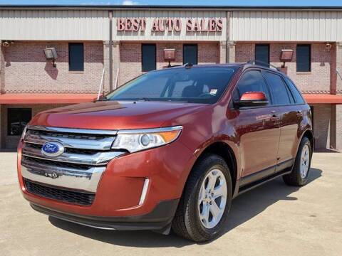 2014 Ford Edge for sale at Best Auto Sales LLC in Auburn AL