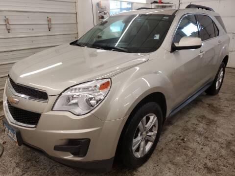 2014 Chevrolet Equinox for sale at Jem Auto Sales in Anoka MN