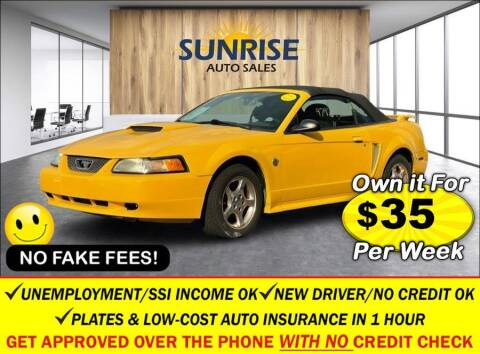 2004 Ford Mustang for sale at AUTOFYND in Elmont NY