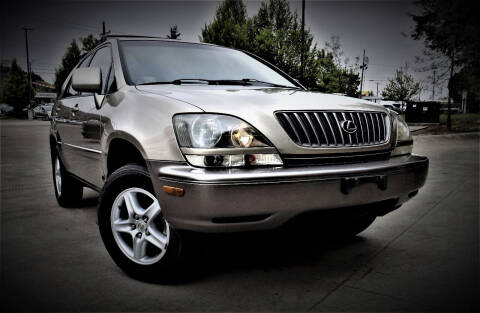 1999 Lexus RX 300 for sale at A1 Group Inc in Portland OR