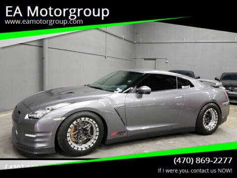 2014 Nissan GT-R for sale at EA Motorgroup in Austin TX