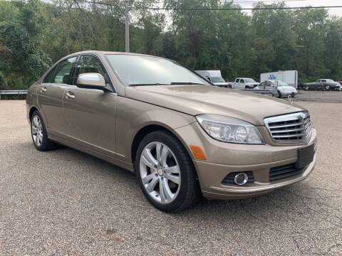2008 Mercedes-Benz C-Class for sale at George Strus Motors Inc. in Newfoundland NJ