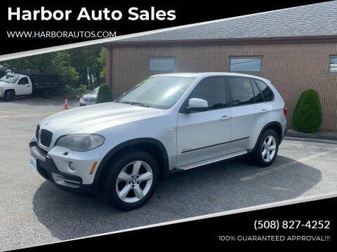 2010 BMW X5 for sale at Harbor Auto Sales in Hyannis MA