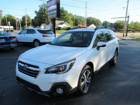 2019 Subaru Outback for sale at Lake County Auto Sales in Painesville OH