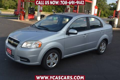 2010 Chevrolet Aveo for sale at Your Choice Autos - Crestwood in Crestwood IL