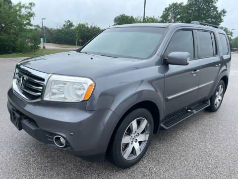 2014 Honda Pilot for sale at Central Motor Company in Austin TX