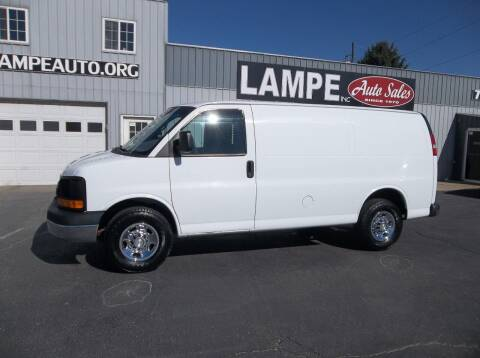 2015 Chevrolet Express Cargo for sale at Lampe Auto Sales in Merrill IA