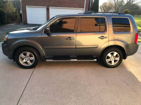 2011 Honda Pilot for sale at Knoxville Wholesale in Knoxville TN