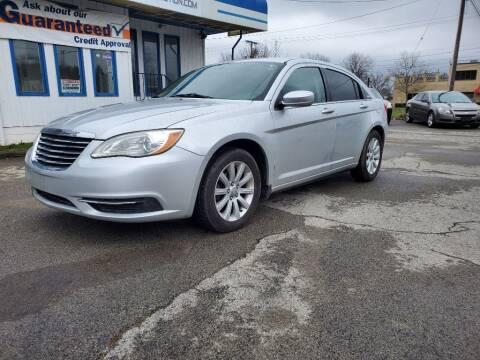 2011 Chrysler 200 for sale at E.L. Davis Enterprises LLC in Youngstown OH