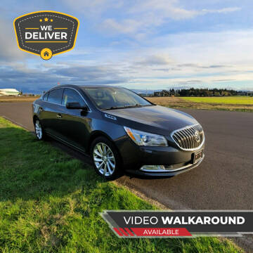 2015 Buick LaCrosse for sale at McMinnville Auto Sales LLC in Mcminnville OR