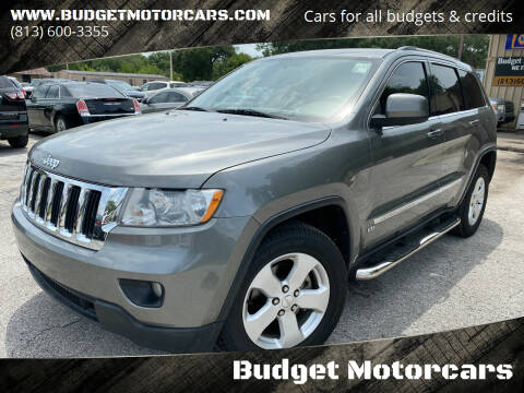 2011 Jeep Grand Cherokee for sale at Budget Motorcars in Tampa FL