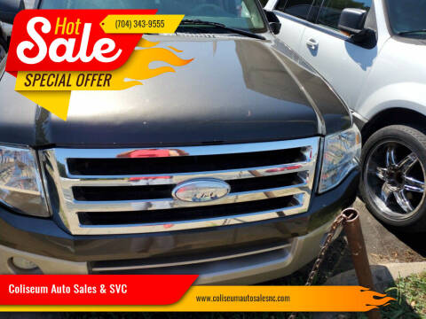2008 Ford Expedition for sale at Coliseum Auto Sales & SVC in Charlotte NC