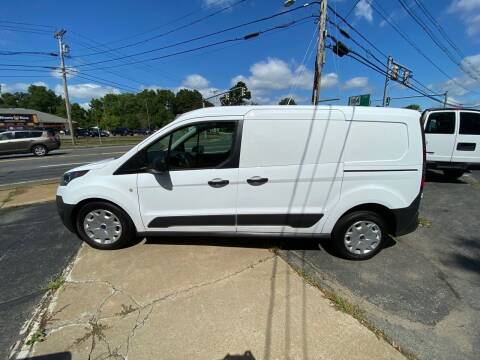 2016 Ford Transit Connect Cargo for sale at BORGES AUTO CENTER, INC. in Taunton MA