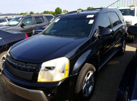 2006 Chevrolet Equinox for sale at Green Light Auto in Sioux Falls SD