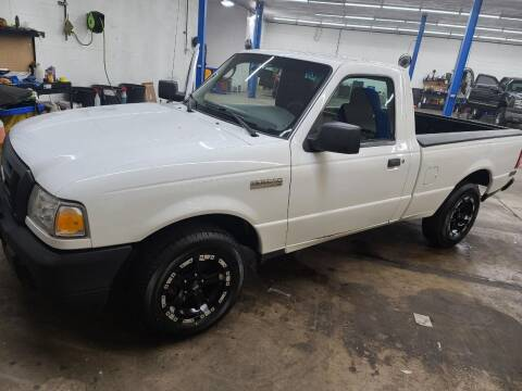 2009 Ford Ranger for sale at BOSLEY MOTORS INC in Tallmadge OH