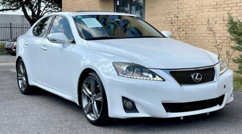 2013 Lexus IS 250 for sale at Auto Imports in Houston TX