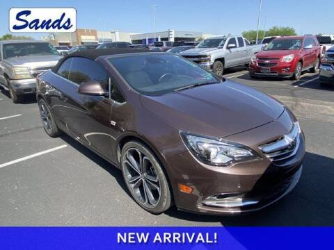 2016 Buick Cascada for sale at Sands Chevrolet in Surprise AZ