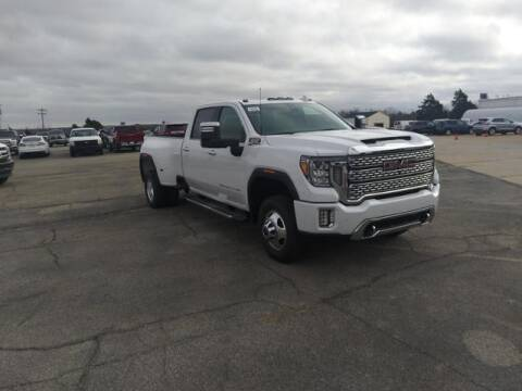 2020 GMC Sierra 3500HD for sale at Vance Fleet Services in Guthrie OK