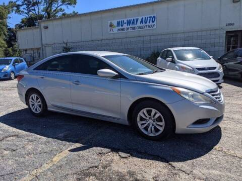 2011 Hyundai Sonata for sale at Nu-Way Auto Ocean Springs in Ocean Springs MS