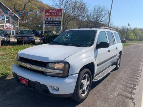 2005 Chevrolet TrailBlazer EXT for sale at Korz Auto Farm in Kansas City KS