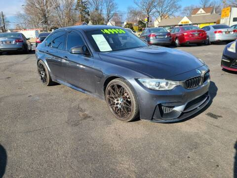 2018 BMW M3 for sale at Costas Auto Gallery in Rahway NJ