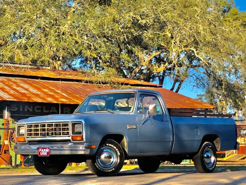 1985 Dodge RAM 150 for sale at OVE Car Trader Corp in Tampa FL