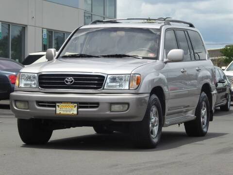 2001 Toyota Land Cruiser for sale at Loudoun Motor Cars in Chantilly VA