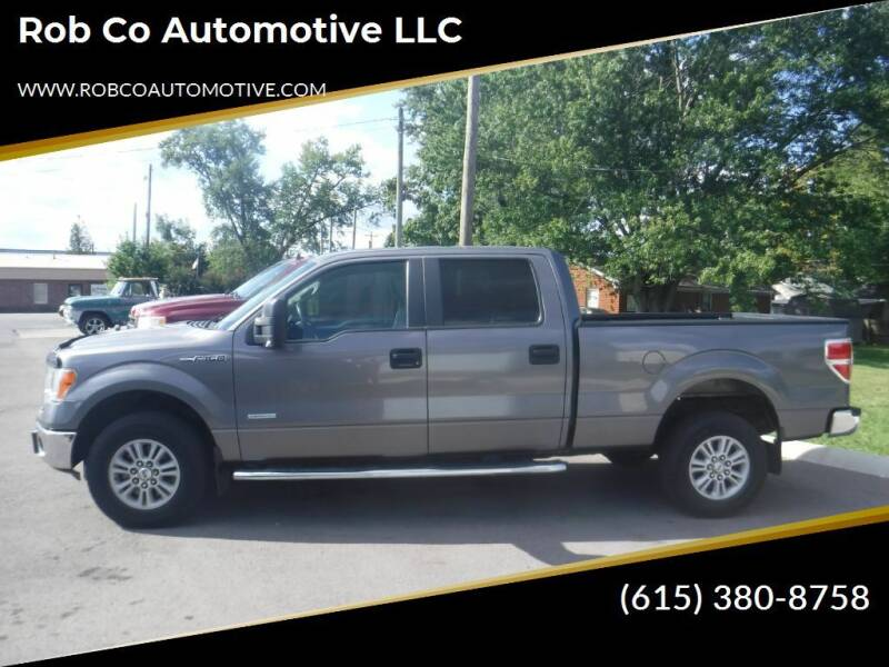 2014 Ford F-150 for sale at Rob Co Automotive LLC in Springfield TN