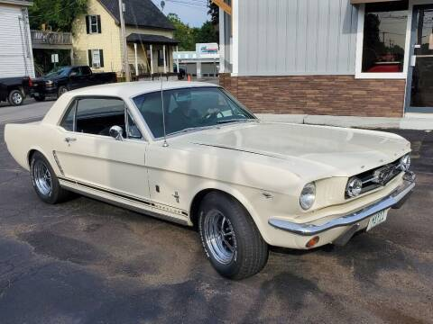 1965 Ford Mustang for sale at Carroll Street Auto in Manchester NH