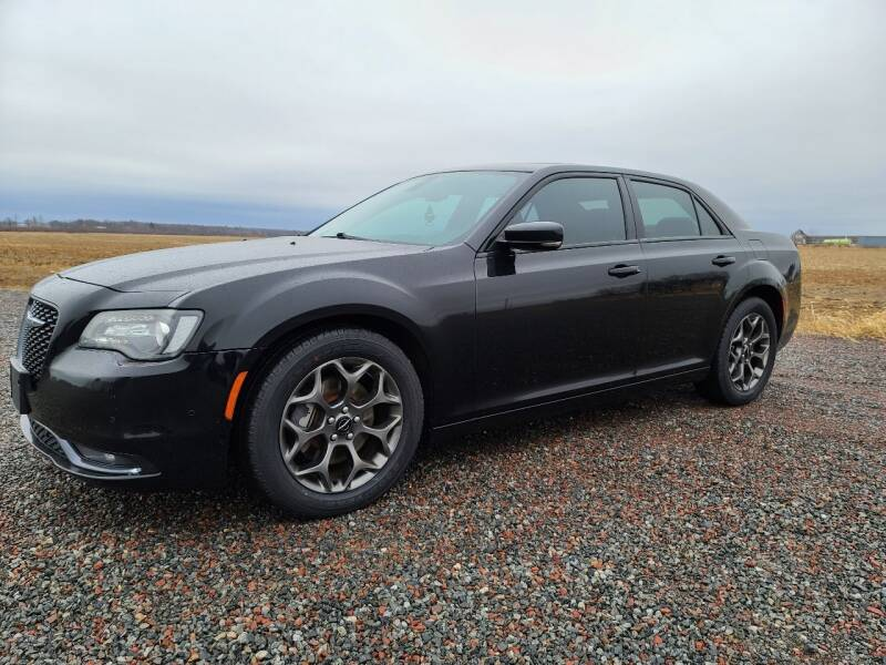 2015 Chrysler 300 for sale at Shinkles Auto Sales & Garage in Spencer WI