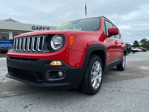 2018 Jeep Renegade for sale at Gary's Auto Sales in Sneads NC