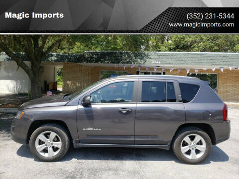 2015 Jeep Compass for sale at Magic Imports in Melrose FL