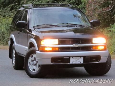 2004 Chevrolet Blazer for sale at Isuzu Classic in Cream Ridge NJ