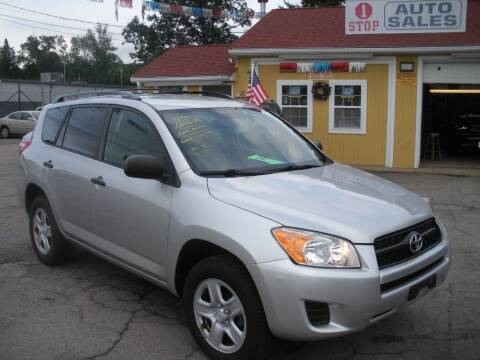 2010 Toyota RAV4 for sale at One Stop Auto Sales in North Attleboro MA
