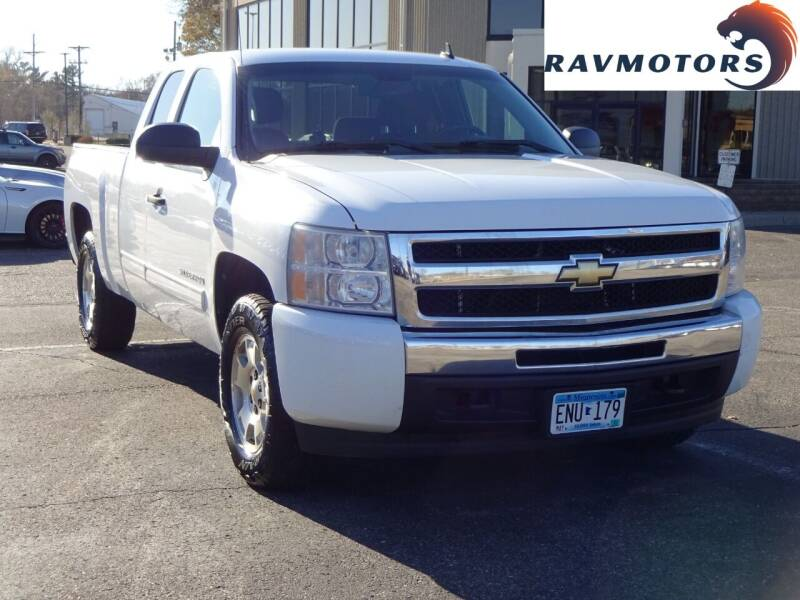 2011 Chevrolet Silverado 1500 for sale at RAVMOTORS 2 in Crystal MN