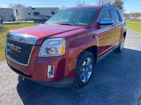 2013 GMC Terrain for sale at Champion Motorcars in Springdale AR