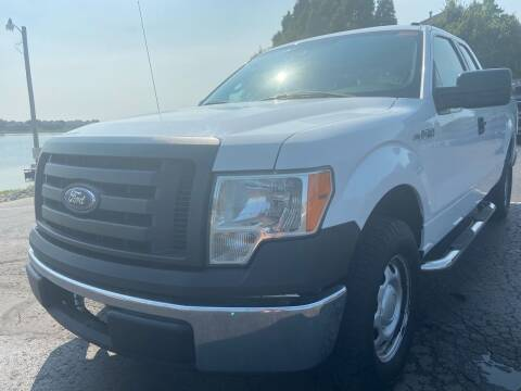 2012 Ford F-150 for sale at Nice Cars in Pleasant Hill MO
