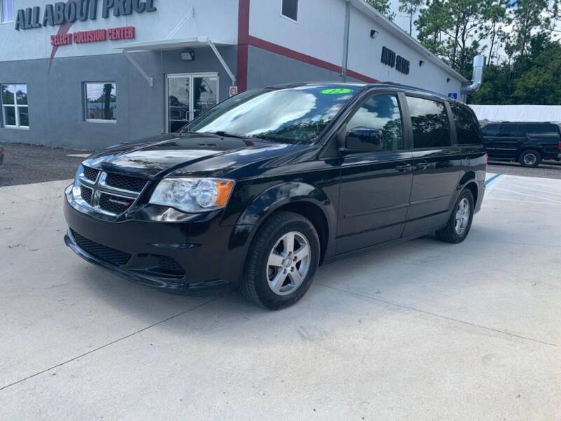 2012 Dodge Grand Caravan for sale at All About Price in Bunnell FL