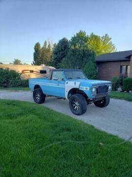 1979 International Scout II Traveler for sale at Classic Car Deals in Cadillac MI