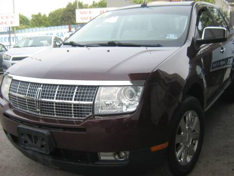 2009 Lincoln MKX for sale at JERRY'S AUTO SALES in Staten Island NY