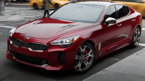 2021 Kia Stinger for sale at Diamante Leasing in Brooklyn NY