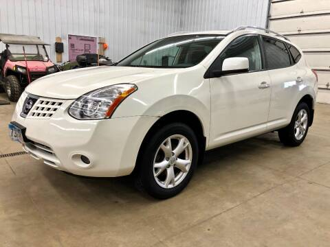 2008 Nissan Rogue for sale at S&J Auto Sales in South Haven MN